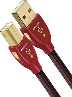 AudioQuest Cinnamon – 1,5 m . Digital Audio Cable USB A-B
