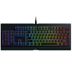 Razer - Cynosa Chroma USB Keyboard - Black