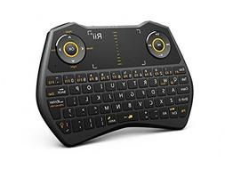 Rii Mini i28 2.4 GHz Wireless Remote Mouse Voice Keyboard fo
