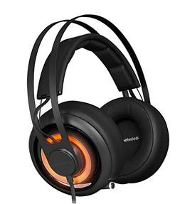 SteelSeries Siberia Elite Prism Gaming Headset-Jet Black
