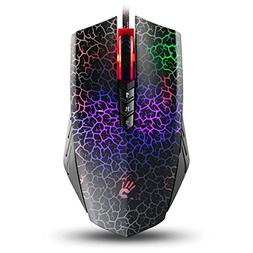 Bloody Optical Gaming Mouse with Light Strike  Switch & Scro
