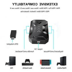 Accessories Keyboard Mouse Converter USB Port Home Portable