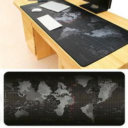 Anti-slip Large Gaming Mouse pad Keyboard Mat Laptop Compute