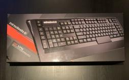 SteelSeries Apex 350 Gaming Keyboard, 5 Zone RGB LED Backlit