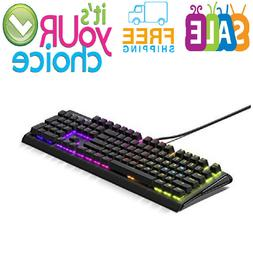 SteelSeries Apex M750 RGB Mechanical Gaming Keyboard - Alumi