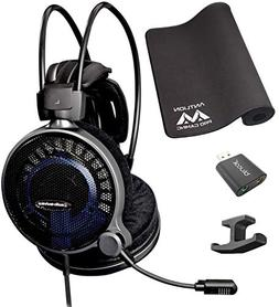 Audio-Technica ATH-ADG1x Open Air High-Fidelity Gaming Heads