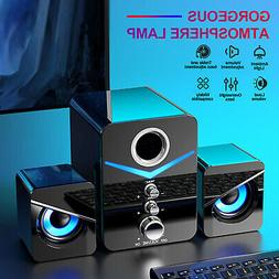 Mini One-Handed Gaming Keyboard RGB LED Backlit USB Wired Ga