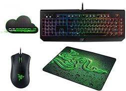 Razer BlackWidow Full Chroma Clicky Mechanical Gaming Keyboa