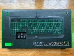 Razer BlackWidow Ultimate: Esports Gaming Keyboard - Dust an