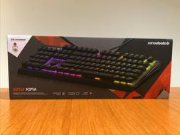 BRAND NEW - SEALED - SteelSeries Apex M750 - Mechanical Gami