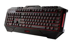 cerberus dual backlit gaming keyboard