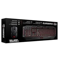 ASUS Cerberus Gaming Keyboard and Mouse Combo - Cerberus Com