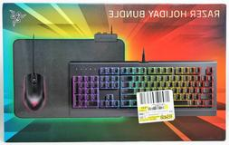 Razer Chroma Bundle Cynosa Chroma Gaming Keyboard + Abyssus