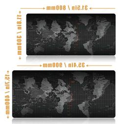 Large Size Extended Gaming Mouse Pad Desk Keyboard Mat 900 x