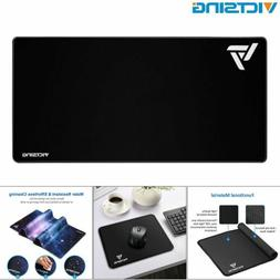VicTsing Extended Gaming Mouse Pad Large Size Desk Keyboard