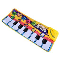 Finger Touch Play Children Electronic Piano Keyboard Musical