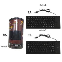 Flexible Water Resistant Silicone Mini <font><b>Gaming</b></