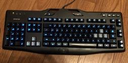 g105 wired gaming keyboard victsing led wireless