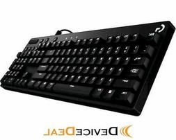 Logitech G610 Orion Red Mechanical Keyboard - Cherry MX Red