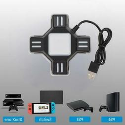 Gamepad Controller Gaming Keyboard Mouse Converter Adapter F