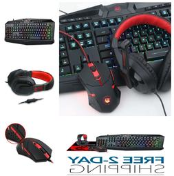 gaming keyboard mouse set adapter mouse pad