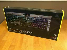 Corsair Gaming Keyboards K95 RGB PLATINUM Mechanical Keyboar
