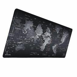 JIALONG Large Gaming Mouse Pad, Extended Mousepad with Durab