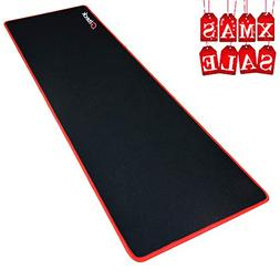 """GLTECK Large Gaming Mouse Pad XXL/Extended Mat Desk Pad 36""""x"""