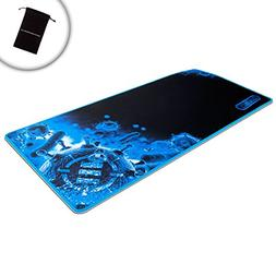 ENHANCE GX-MP2 XL Extended Gaming Mouse Pad Mat    Low-Frict