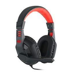 Redragon H101 Gaming Headset, Wired Over Ear PC Gaming Headp