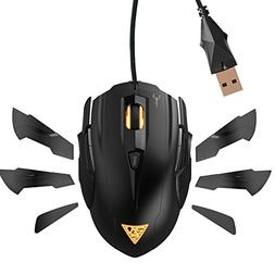 GAMDIAS Hades GMS7011 Laser FPS Gaming Mouse 3 Set Ambidextr