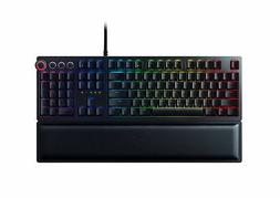 huntsman elite wired gaming opto mechanical switch