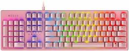 huntsman wired gaming opto mechanical switch keyboard