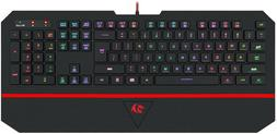 Redragon K502 RGB Gaming Keyboard RGB LED Backlit Illuminate