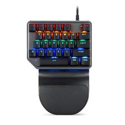 Keyboards & Mouse Mechanical Gaming Keyboard - K27 One Gamin