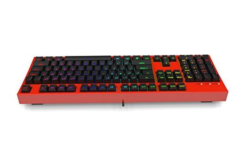 Keycool 104 Hero Limited Rbg Mechanical Swtiches