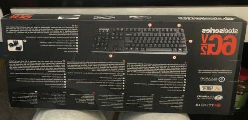 SteelSeries 64229 Pro Gaming Edition