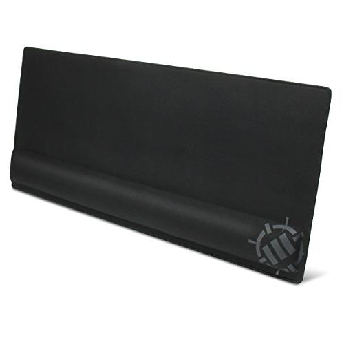 Large Mouse Pads Extended Gaming With Memory Foam Wrist Rest