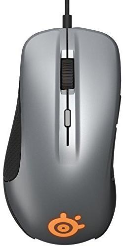 Steelseries - Usb Optical Mouse - Silver