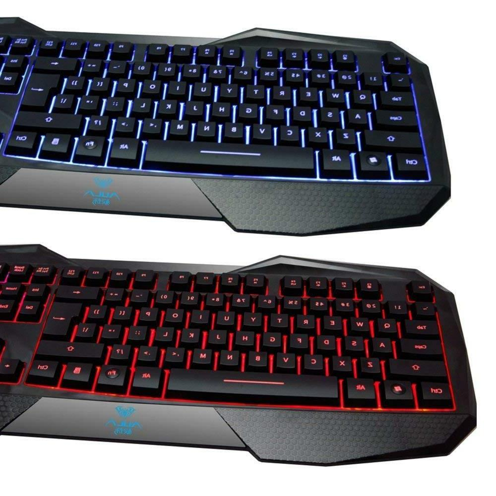 AULA Gaming LED Keys for PC