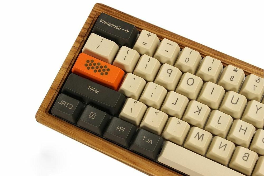 Carbon Set Thick PBT For MX Cherry Game Keyboard