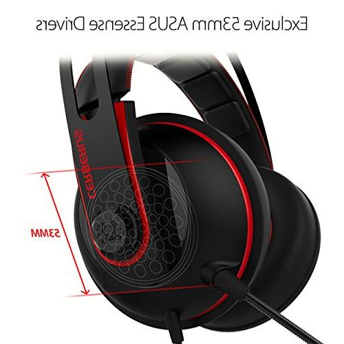 ASUS Headset with Dual-Microphone