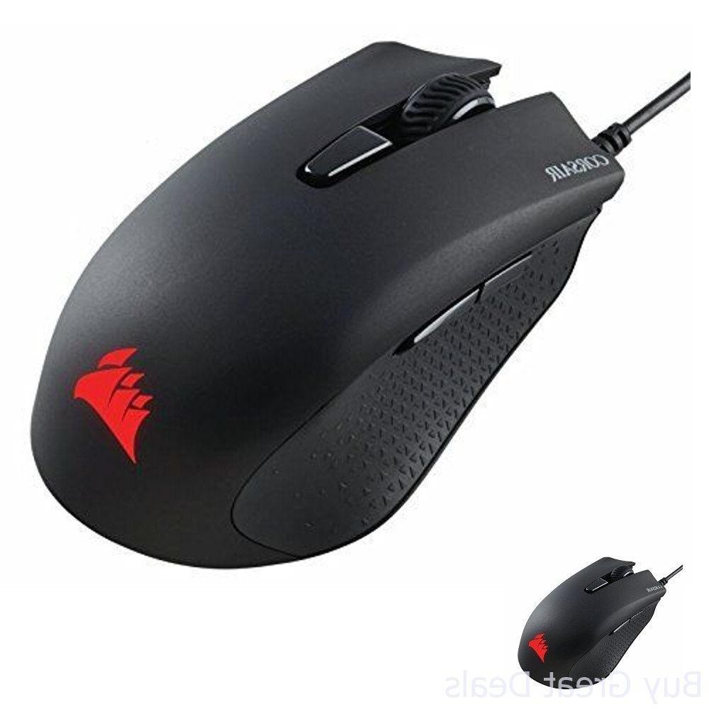 Corsair CH-9301011-NA Gaming Harpoon RGB Gaming Mouse, Backl