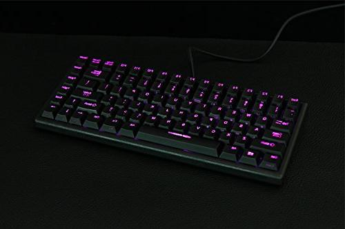 Noppoo Choc RGB backlighting REALKEY Technology Gaming
