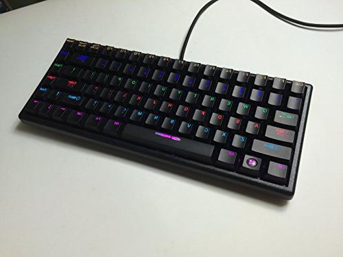 Noppoo Choc RGB NKRO REALKEY Mechanical Gaming Keyboard