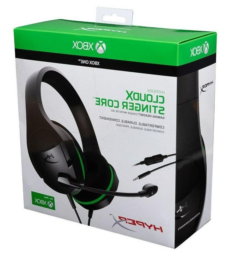 cloudx stinger core gaming headset for ps4