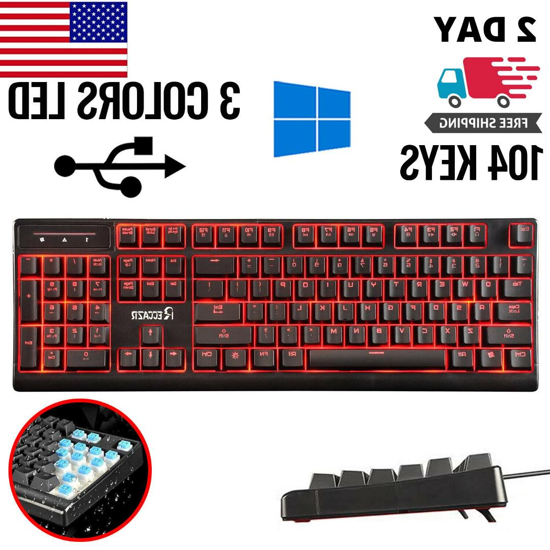 Ombar K676 Keyboard LED Backlit Switche