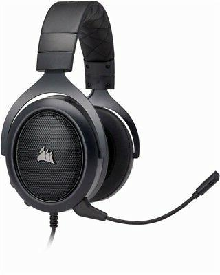 CORSAIR Essential Wired Gaming Bundle Mouse Keyboard Headset