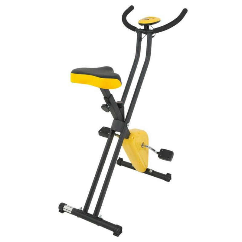 Folding Cycling Magnetic Trainer Stationary