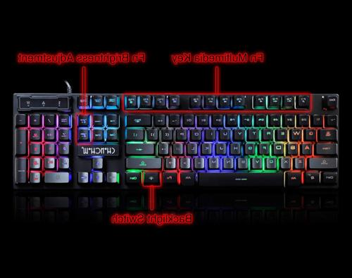 Fortnite Gaming Keyboard Mouse Set Adapter for PC